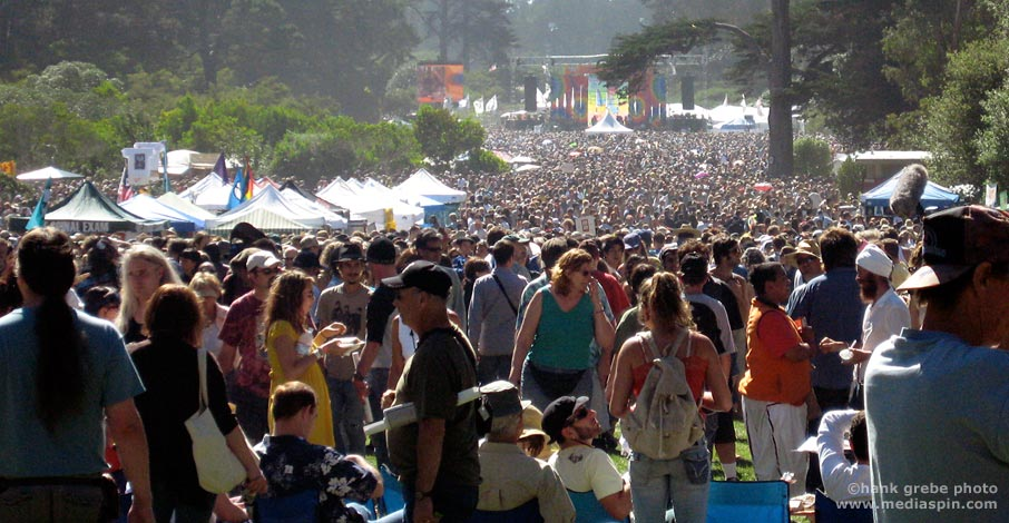 Golden Gate Park Summer of Love 2007 Festival