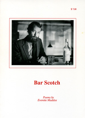 Bar Scotch, Front Cover