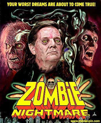 Tom Delay Zombie Nightmare