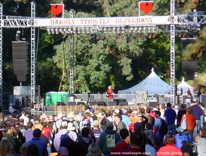 Billy Bragg on the Rooster Stage, SF, Oct. 7, 2006