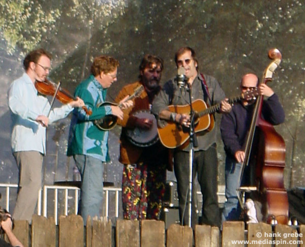 Steve Earle and The Bluegrass Dukes, Oct. 7, 2006