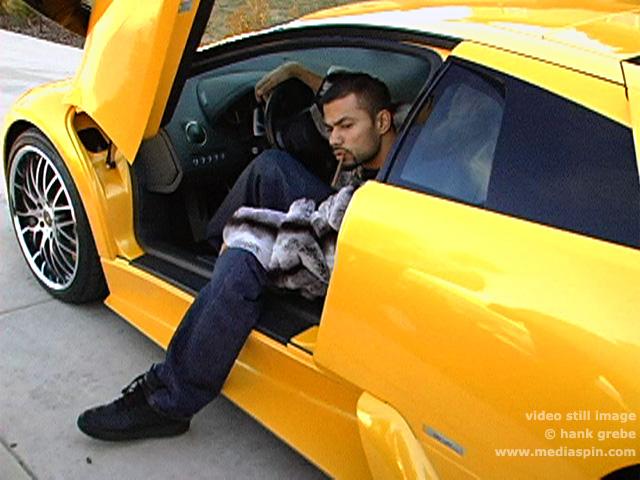 Bohemia in Lamborghini