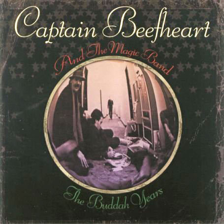 Beefheart The Buddah Years CD Cover