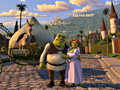 Shrek 2 Photoshop Retouching