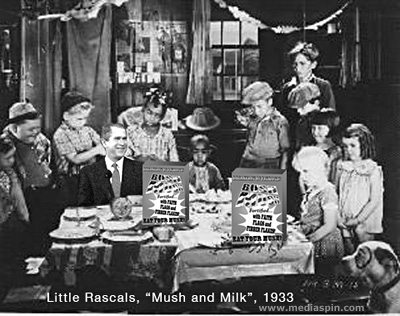 Little Rascals, Mush and Milk