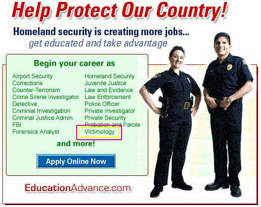 Homeland Security Ad