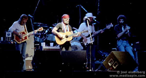 Willie Nelson Band