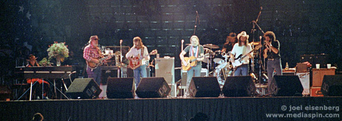 Willie Nelson In Concert