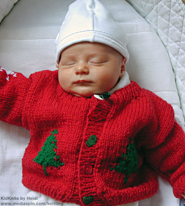 Knitting Pattern Christmas Jumper : Heidis Hand Knits: Kid Knits