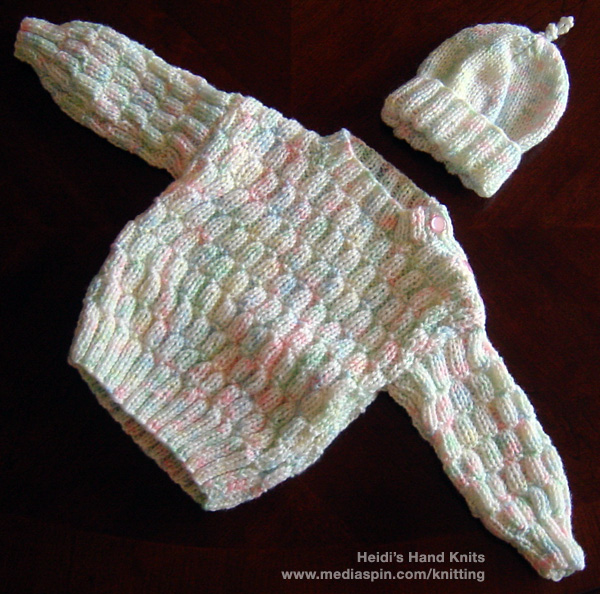 Knitting Pattern For Wallaby Sweater : Heidis Hand Knits: Kid Knits [9]