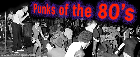 Punk Bands of the 80s
